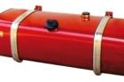 serbatoio gasolio in ferro