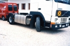 Serbatoio montato su camion