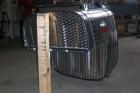 serbatoio olio idr. con scanso per ruota di scorta - laterale