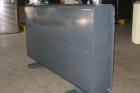 serbatoio olio idraulico dietro cabina in ferro