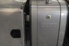 serbatoio olio idraulico acciaio inox installato