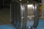 serbatoio per olio idraulico - posteriore