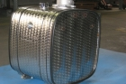serbatoio per olio idraulico con filtro