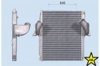 intercooler mercedes actros ii