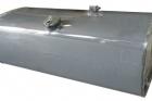serbatoio gasolio in ferro verniciato