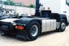 Serbatoio installato su camion