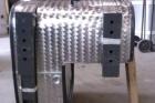 serbatoio olio idr. con scanso per ruota di scorta - posteriore