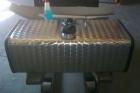 serbatoio gasolio maggiorato lt. 40 per motore ausiliario - frontale - (cisterne menci)