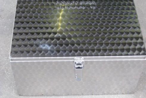 cassette porta attrezzi per furgoni